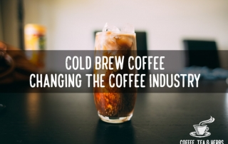Cold Brew Coffee, Changing the Coffee Industry