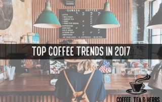 Top Coffee Trends in 2017