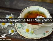 Does Sleepytime Tea Really Work
